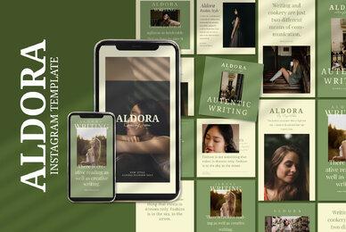 Aldora Instagram Post Stories
