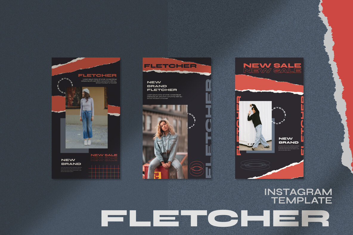 Fletcher Instagram Post   Stories
