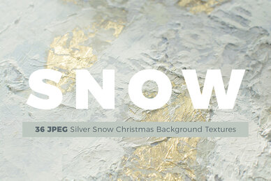 SNOW   Silver Christmas Background Textures