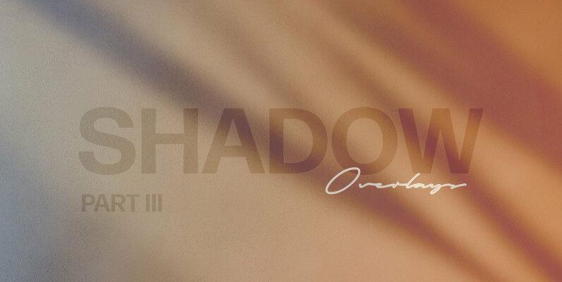 Shadow Photo Overlays