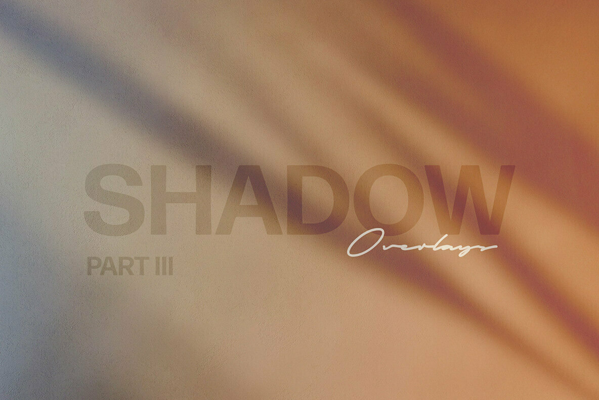 Shadow Photo Overlays