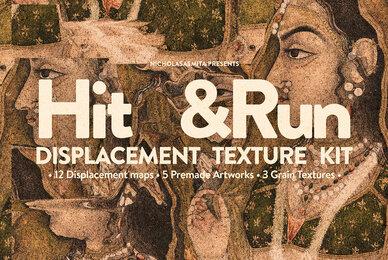 HitRun Displacement Map Texture Kit