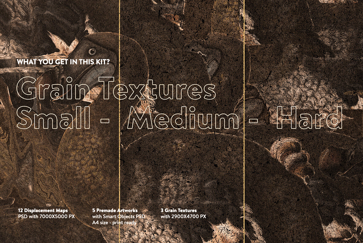 Hit Run Displacement Map Texture Kit