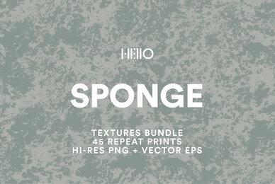 Sponge Textures