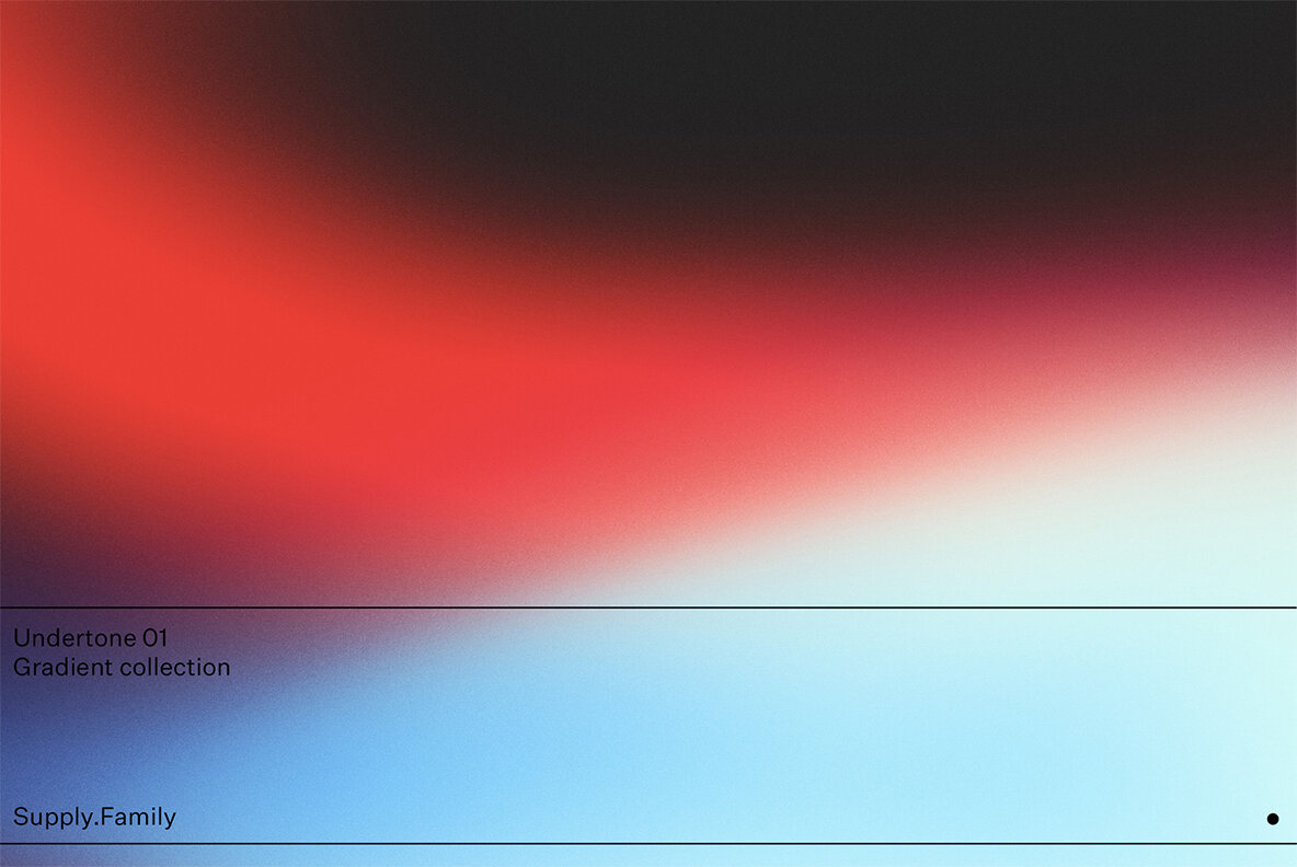 Undertone 01 Gradient Collection