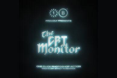 The CRT Monitor   One Click