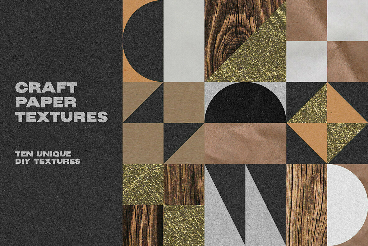 Craft Paper Textures
