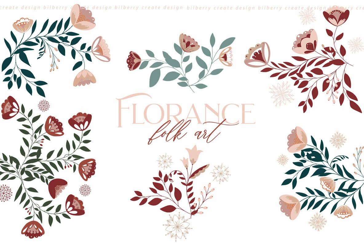 Florance folk art