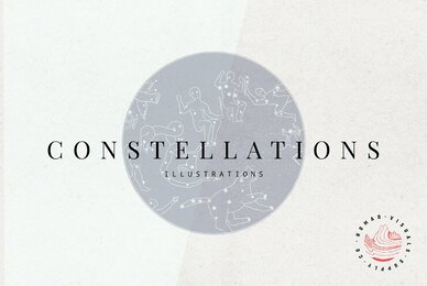 Constellations  Zodiac signs