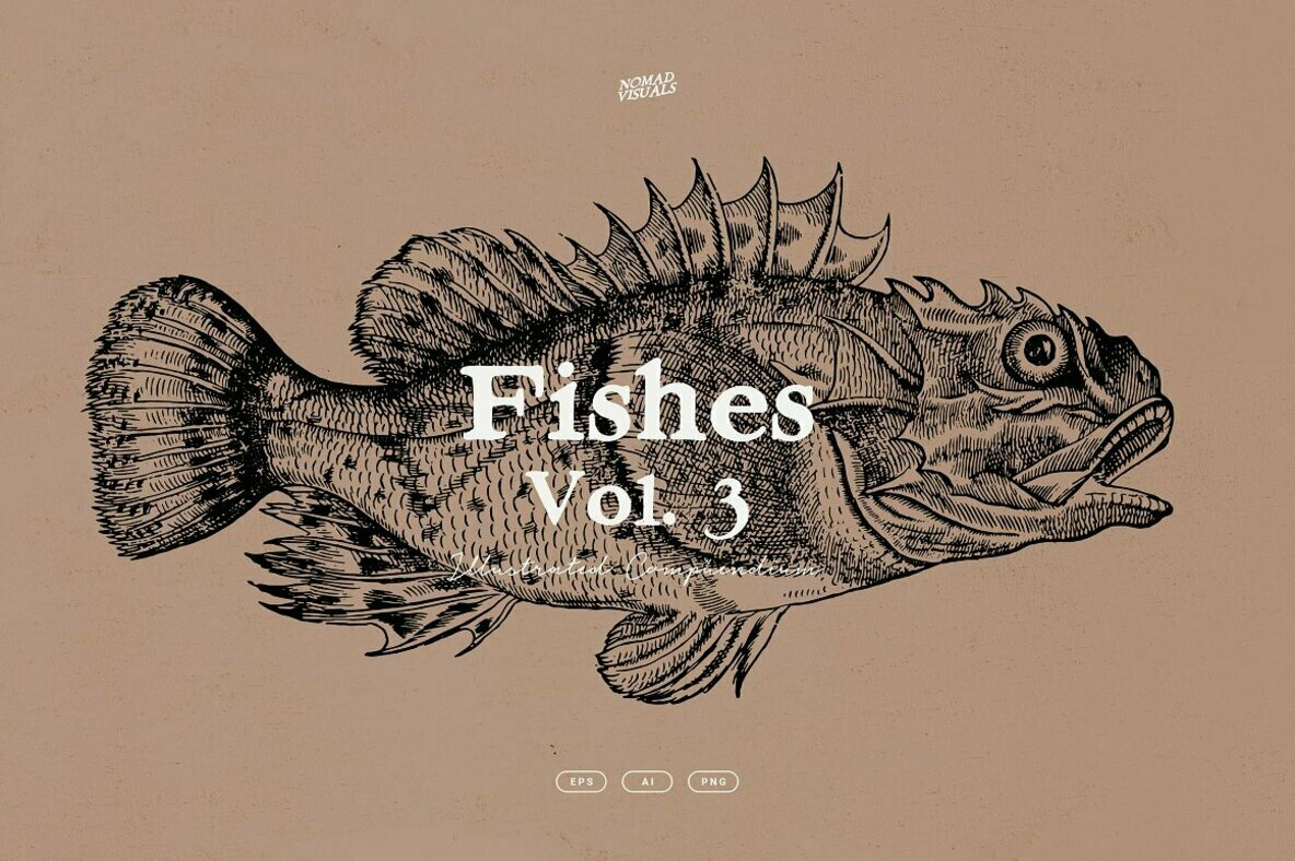 Fishes Vol 3
