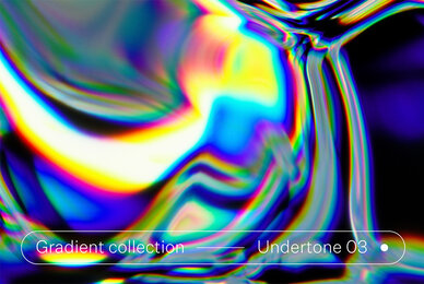 Undertone 03 Gradient Collection