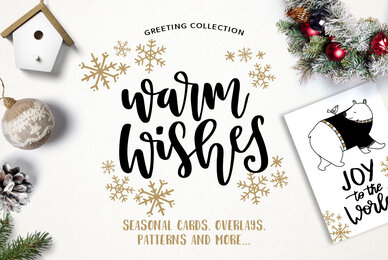 Warm Wishes Greeting