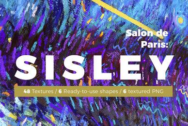 Salon de Paris Sisley