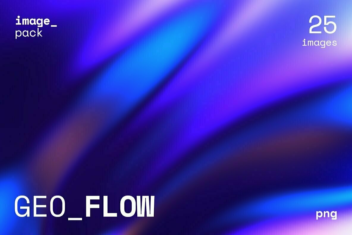 GEO FLOW Image Pack