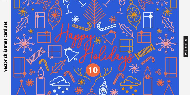 Ho Holiday Cards