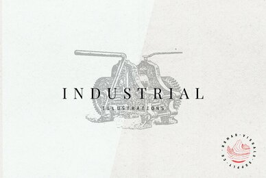 Industrial Illustrations