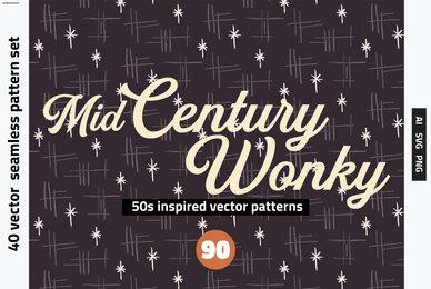 Wonky Mid Century