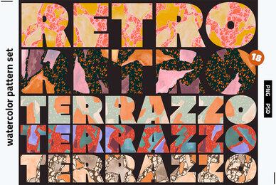 RETRO TERRAZZO