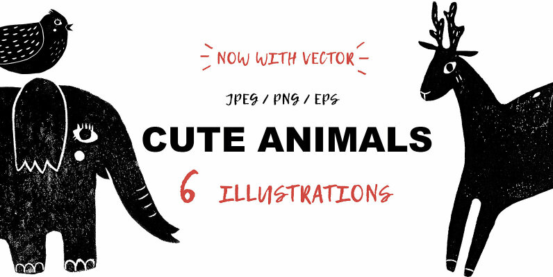 Cute Animals II
