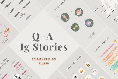 Q A Stories Templates