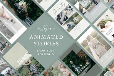 Portfolio Animated Stories