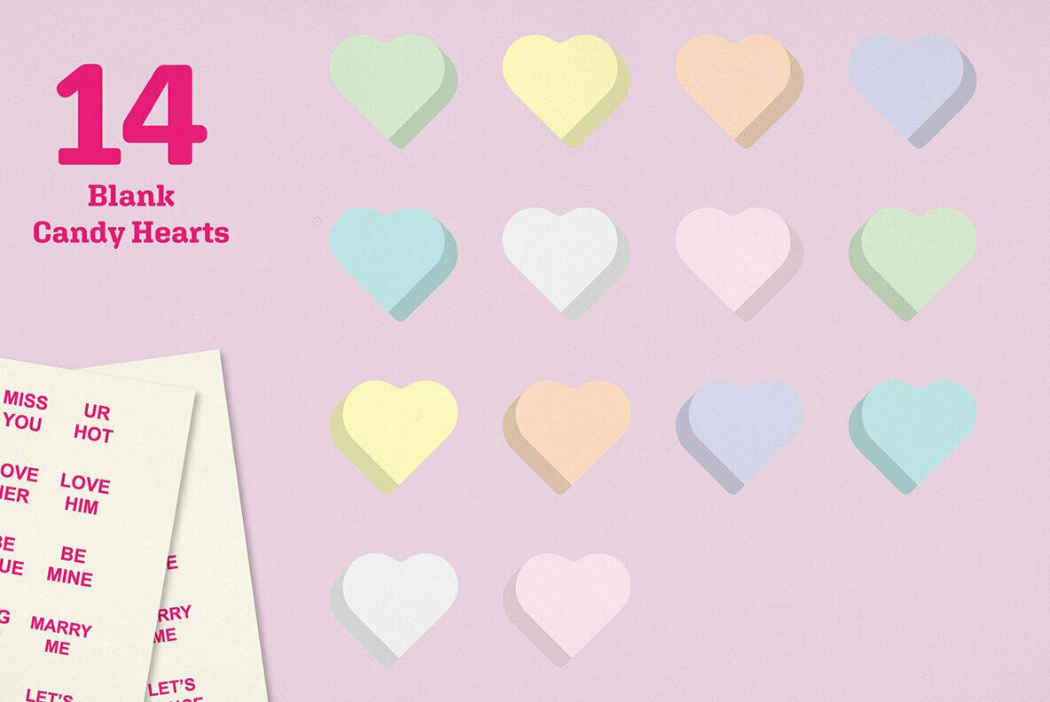Candy Heart Creator Kit