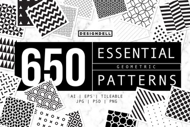 650 Essential Vector Patterns