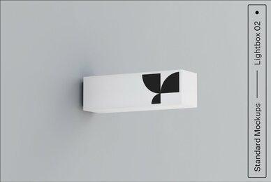 Lightbox 02 Standard Mockup