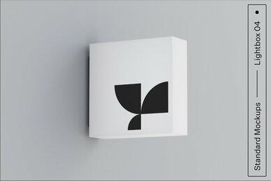 Lightbox 04 Standard Mockup