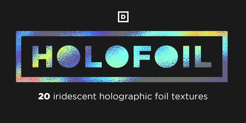 HoloFoil   Holographic Foil Textures