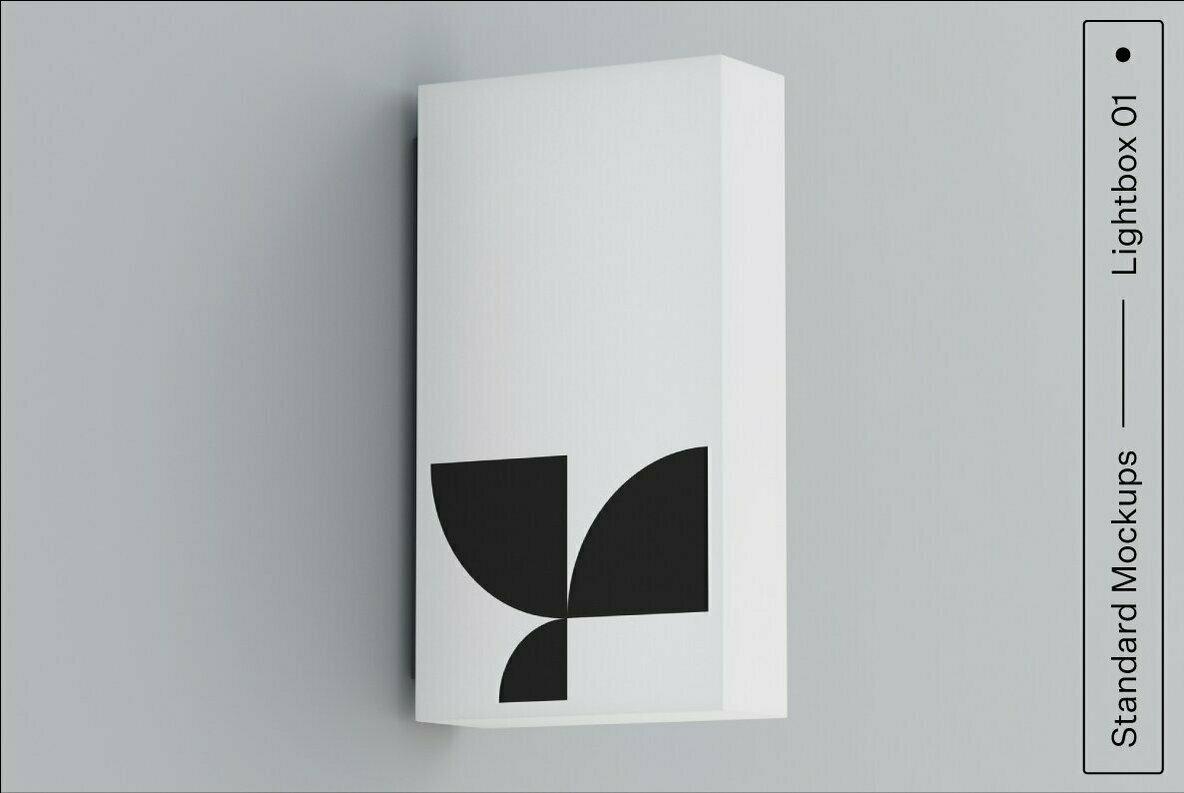 Lightbox Standard Mockup Bundle