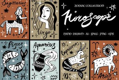 Horoscope   Zodiac Collection