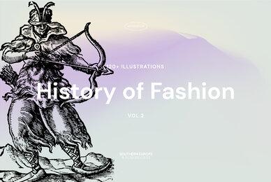 History of Fashion   Vol 2