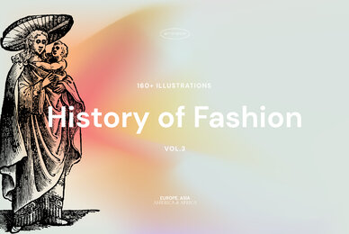 History of Fashion   Vol 3