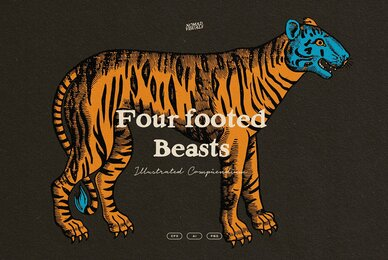 Four Footed Beasts