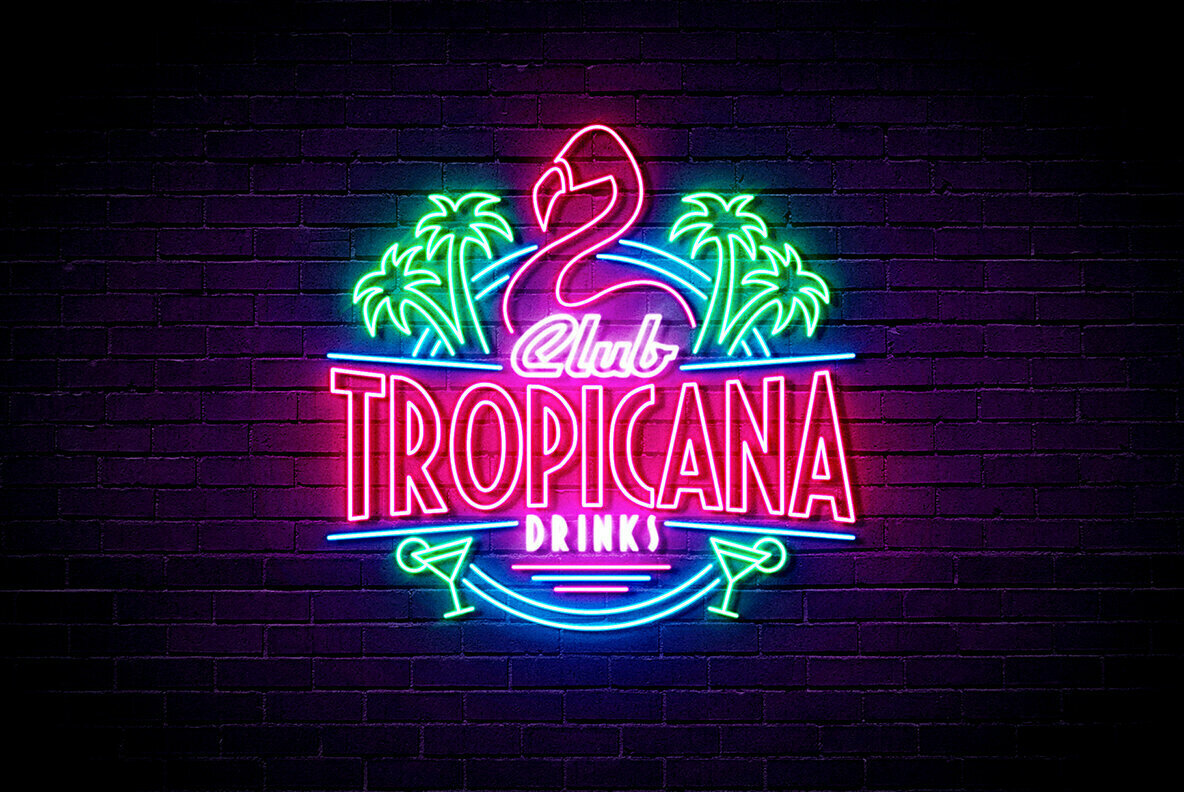 Neon Sign Effects