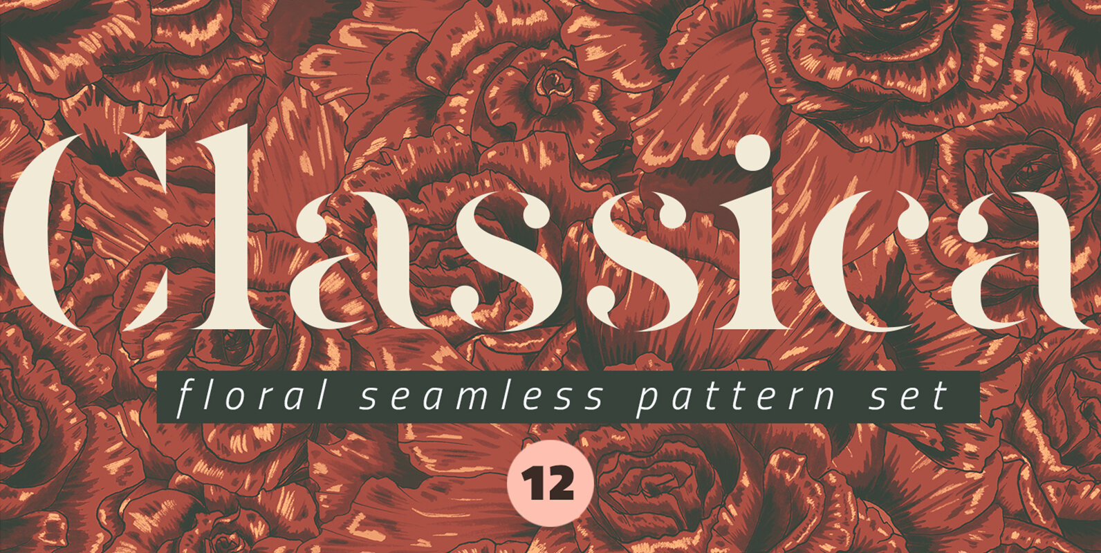 Classica Floral Patterns