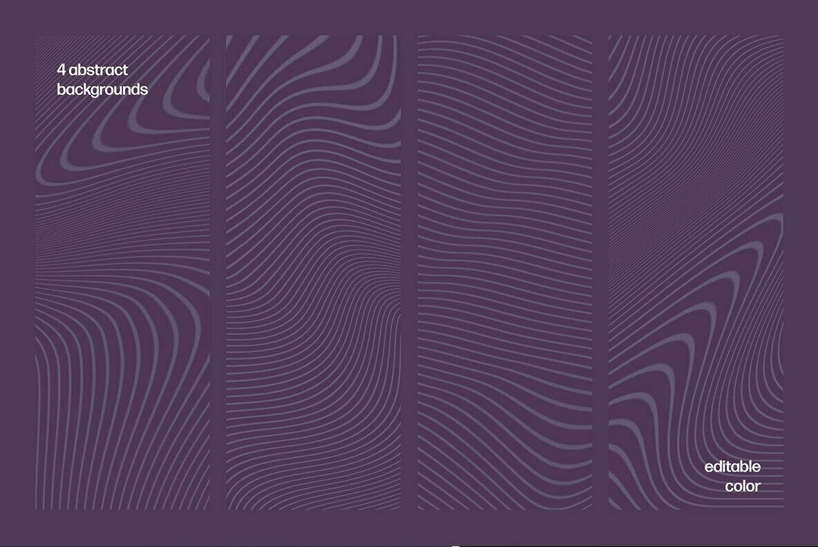 Doppler Distortion Text Effect