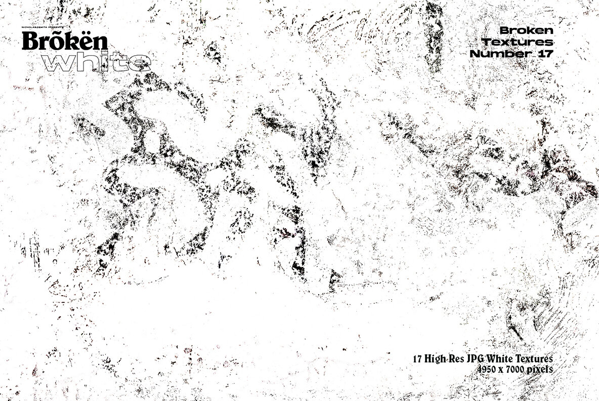 Broken White Textures