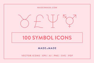 Symbol Line Icons