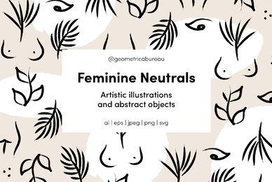 Feminine Neutrals