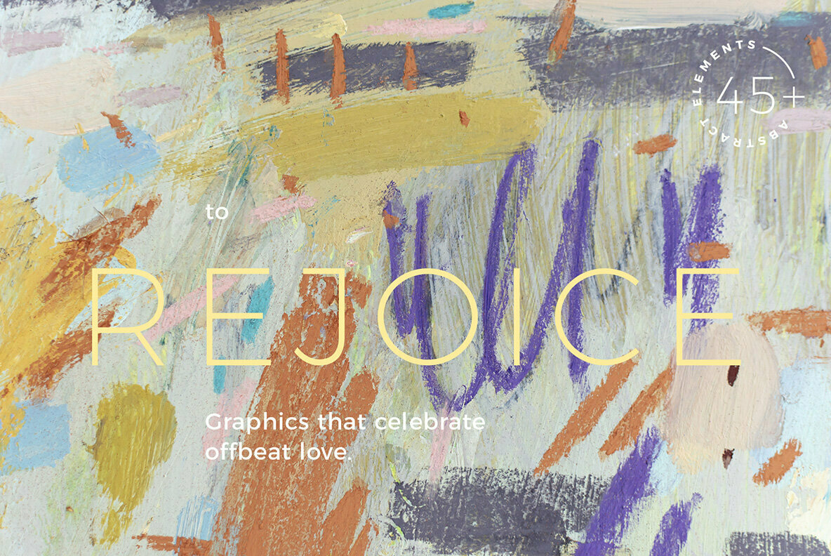 To Rejoice   Abstract Background Festive Pack