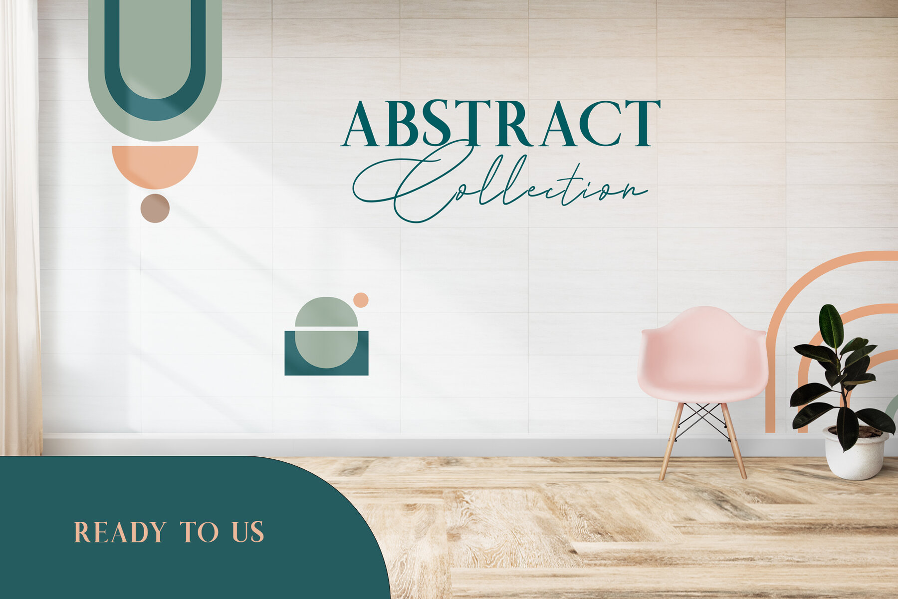 Abstract Geometric Collection