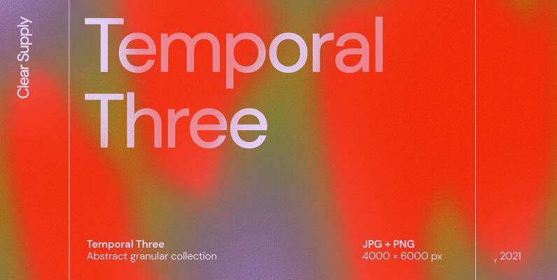 Temporal Three