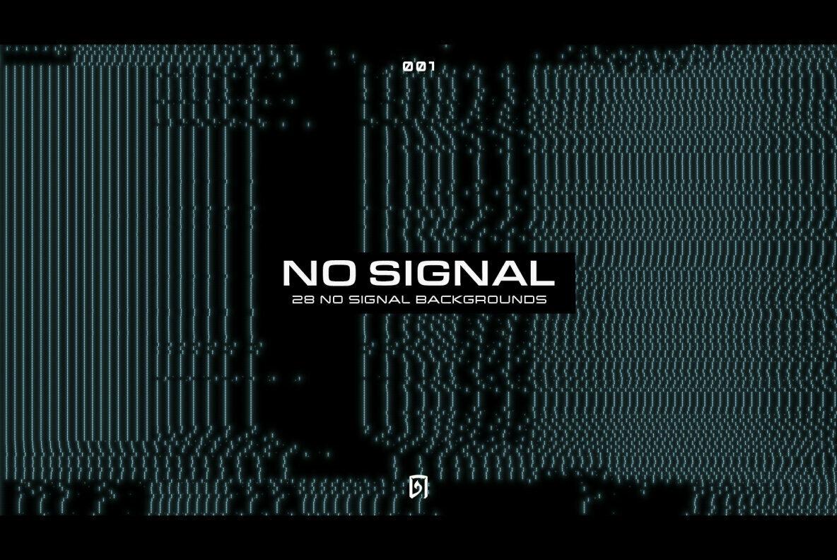 No Signal 001