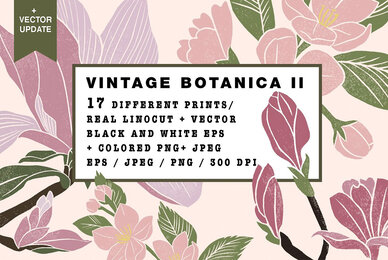 Vintage Botanika II