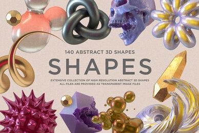 Shapes   140 Abstract Shapes
