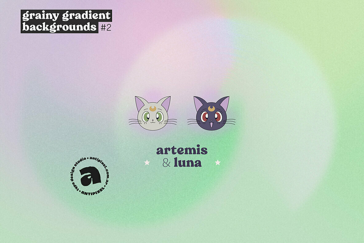 Grainy Gradient Backgrounds  2