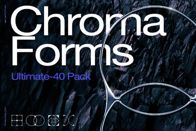 Chroma Forms Ultimate 40 Pack