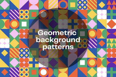 Geometric Background Patterns